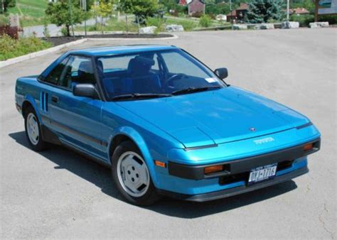 1985 Toyota Mr2 Find Used 1985 Toyota Mr2 In Naples New York United