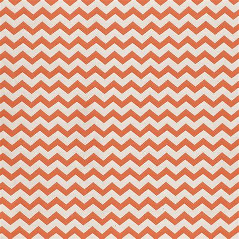 Chevron Upholstery Fabric Chevron Stripe Orange Easycare Fabric By The Yard