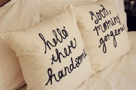 Hello Handsome Pillow by Home Decor Oh Hello Handsome Complicated