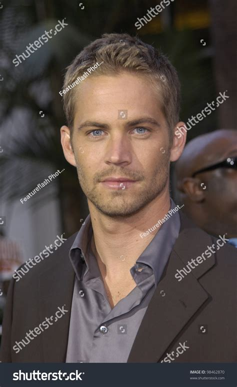 actors from fast and furious 2 actor paul walker at the world premiere of his new movie 2