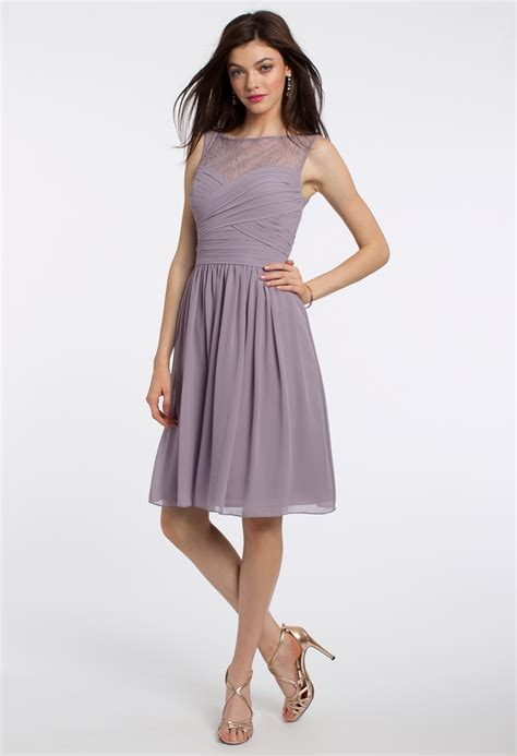 lace illusion short dress bridesmaid dresses dresses
