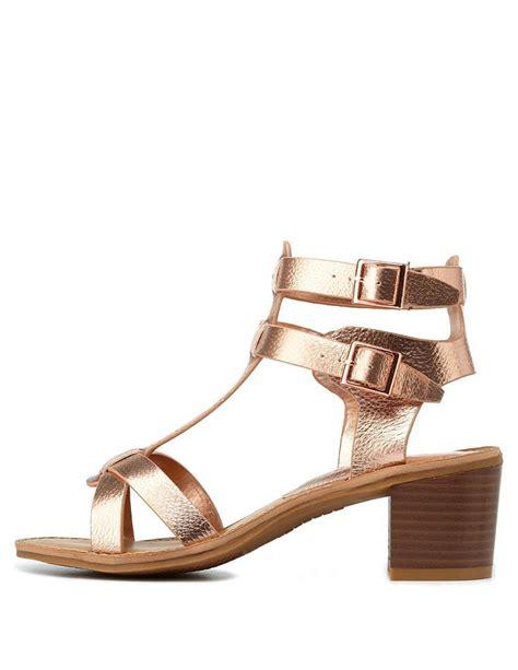 gold block heel sandals 24 best gold block heels images on block heels