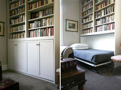 library murphy bed home ideas pinterest