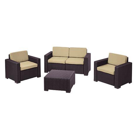 Allibert Patio Furniture by Allibert Patio Furniture Chicpeastudio