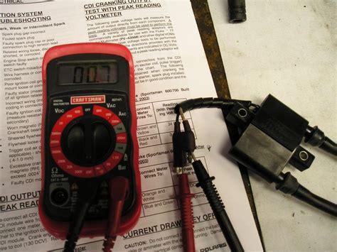 bench test ignition coil diy cdi bench tester honda atv forum suzuki quad runner