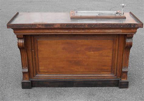 Antique Bar Antique 19th Century Pub Bar C1875 Item 5642