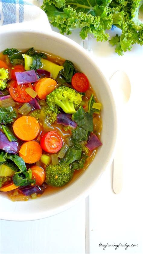 Detox Soup Vegtable by Cleansing Detox Soup Recipe Vegetables Gluten Free