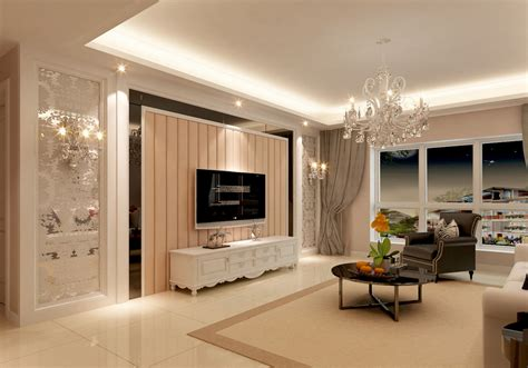 Living Room Designs Tv Wall For Rooms Modern 01   mesirci.com