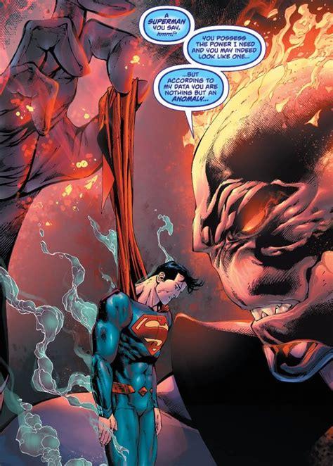 Dc Comics Superman 15 March 2017 review superman 16 dc comics news