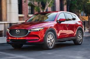 the 2017 mazda cx 5 is a crossover suv that still comes as