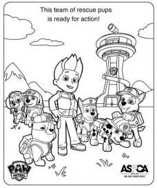 17 images connor coloring bubble guppies ryder paw patrol