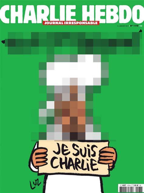 Muhammad Sebagai Pedagang Ed Cover Baru tak kapok hebdo pasang cover hina nabi muhammad lagi plus kapanlagi
