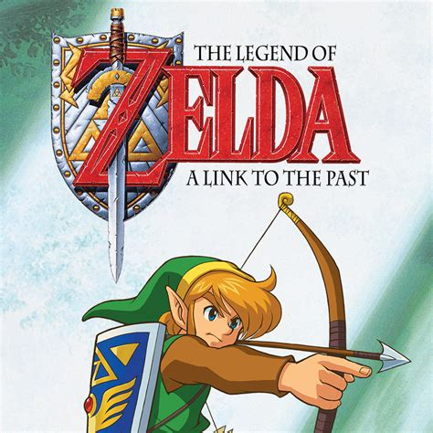 Legend Of Nintendo the legend of a link to the past nintendo