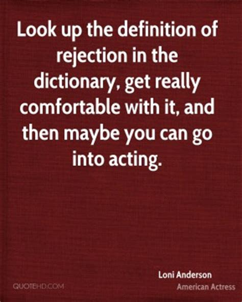 comfortable dictionary rejection quotes page 1 quotehd