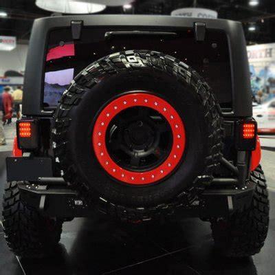 smoked lights for jeep wrangler jeep wrangler jk 2007 2015 black smoked led tail lights