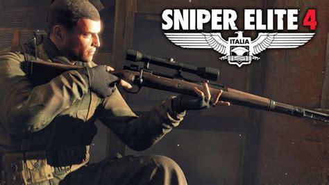 Kaset Ps4 Sniper Elite 4 sniper elite 4 launch trailer gamespot