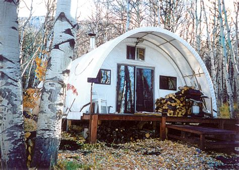 quonset cabin custom gling yurts how weatherport can meet your needs