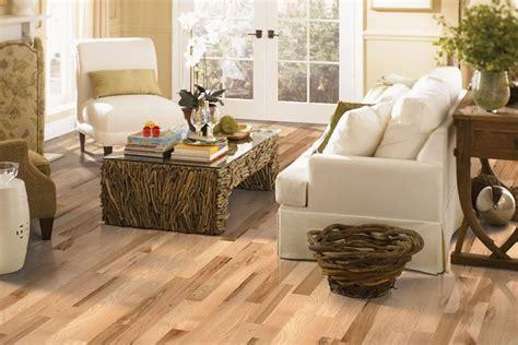 natural hardwood floors in living room living room