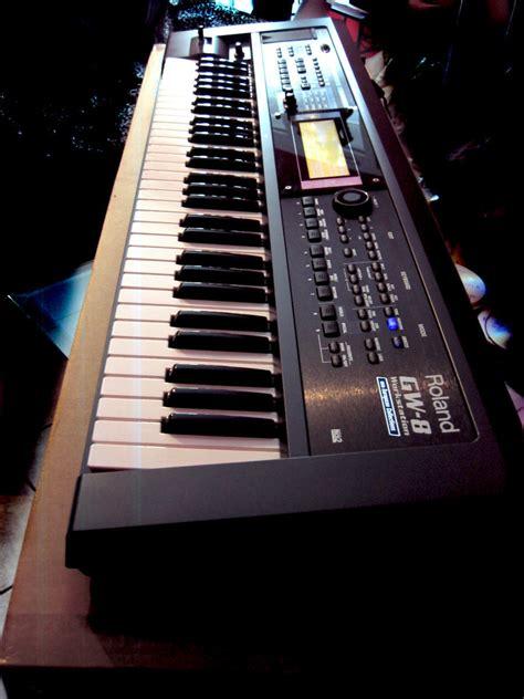 Keyboard Roland Gw 8 roland gw 8 image 162931 audiofanzine