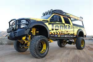 Tonka Ford Ford F 350 Duty Better Known As The Tonka T Rex