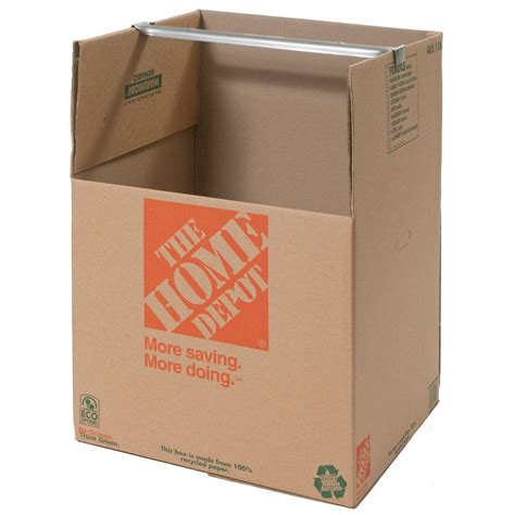 the home depot wardrobe box with metal hanging bar 1001007 - Wardrobe Box With Metal Hanging Bar