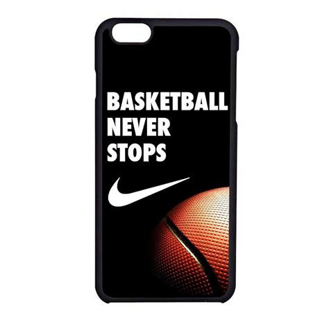 Sweater Basketball Never Stop Replika nike basketball never stops iphone 6 from iphone shop