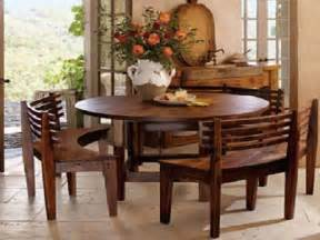dining room sets with benches dining sets with benches wooden table wooden