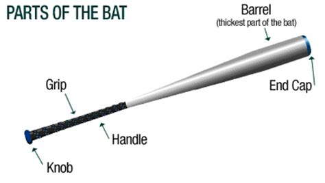 baseball bat diagram selecting the right baseball bat nustarz sports
