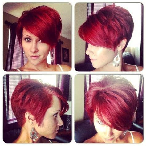 voici la meilleure couleur pour vos cheveux courts