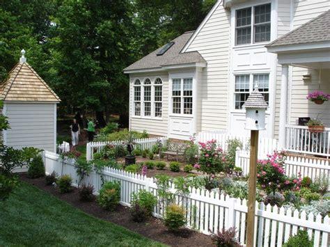 Cottage Fences by S Ease Landscape Garden Design Landscape Design