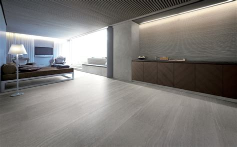 Modern Floor | stone look tile modern living room other metro by