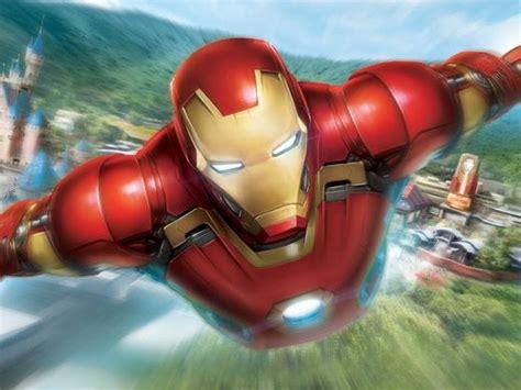 marvel heroes finally land disney theme parks