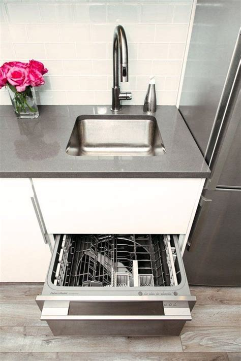 Best Dishwasher Drawers by Best 25 Drawer Dishwasher Ideas On 2 Drawer