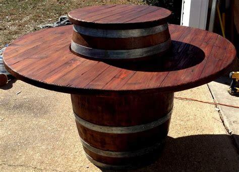 barrel pit table best 25 wine barrel table ideas on wine