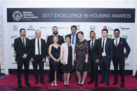 Mba Newcastle Awards 2017 by Rescon Builders Shines At The Master Builder S Of
