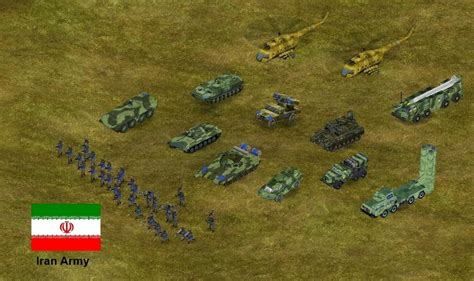 mod game rise of nation iran rise of nations fierce war mod image
