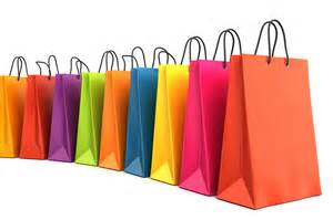 colorful bags 3d render of colorful shopping bags 3d render of