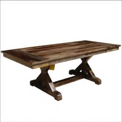 Trestle Pedestal Dining Table Solid Wood Trestle Pedestal 66 Quot Nottingham Dining Table W Extensions Eclectic Dining Tables