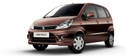 Maruti Suzuki Estilo Price Maruti Suzuki Zen Estilo Reviews Price Specifications
