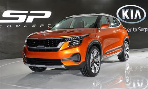 kia reveals sp concept to preview all new small suv car