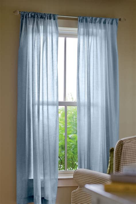 insulated sheer curtains sheer insulated curtains 63lx50w gardener s supply