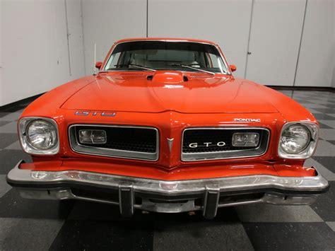 1974 Pontiac Gto For Sale by 1974 Pontiac Gto Ebay