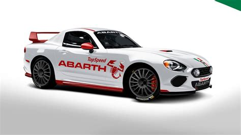 2018 abarth 124 spider wrc picture 658732 car review