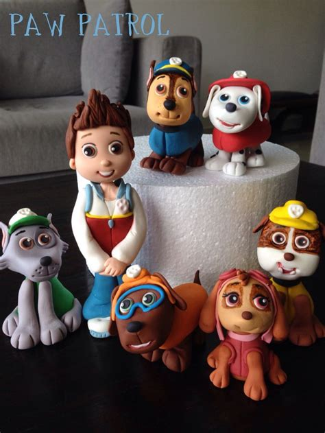 Paw Patrol Cake Decorations by Paw Patrol Cake Toppers Cake Ideas Inspiration