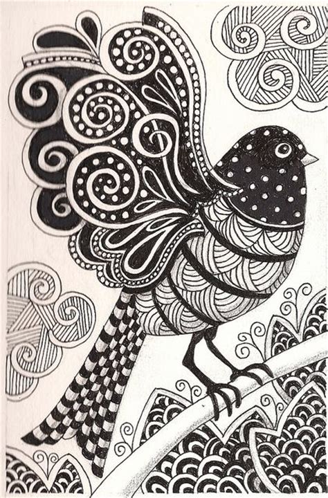 zentangle pattern crusade i am ready to spread my gorgeous wings and roam free to