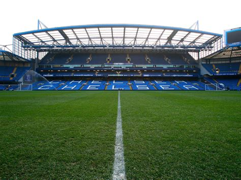 chelsea stadium chelsea could play away from stamford bridge for at least