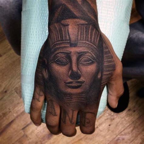 tattoo hand king 60 king tut tattoo designs for men egyptian ink ideas