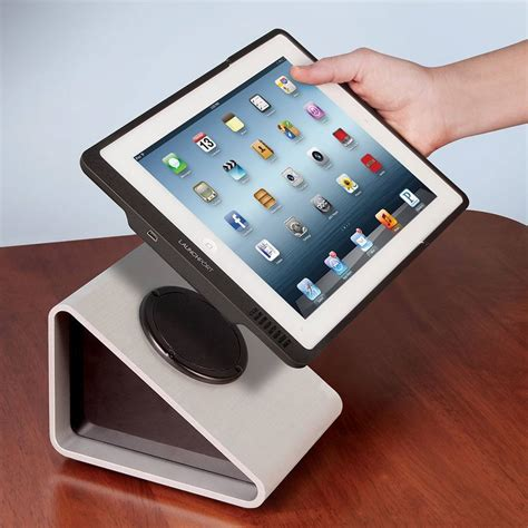 Kitchen Gadget Ideas by Inductive Wireless Ipad Charger Gadgetify Com