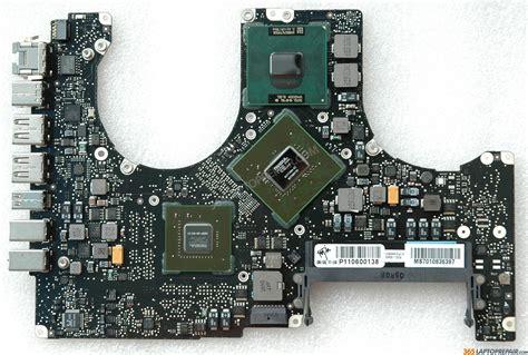Ganti Logic Board Macbook Pro macbook pro unibody a1286 mc026ll a logic board repair service