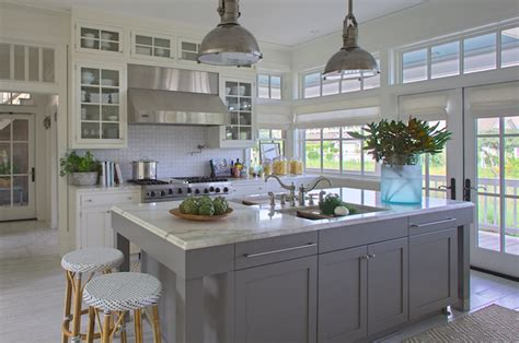 house beautiful ocean inspired kitchen urban grace designer spotlightpagesepsitename